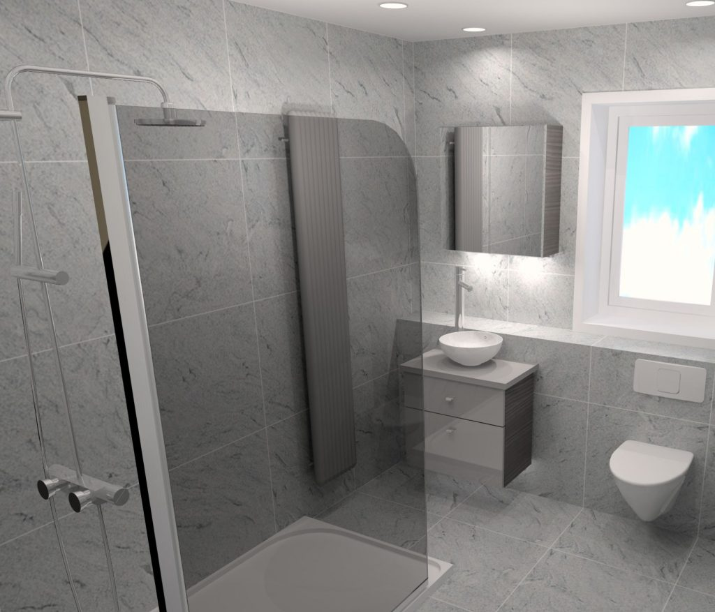 Bathroom Remodel For Under 5000: Dimension & DMI