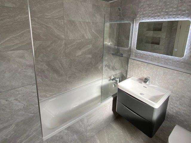 Indic Bathroom